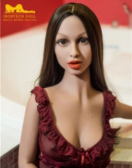 155cm Anna Irontechdoll real sex doll life size realistic sex doll tanned skin