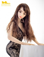 145cm Lulu Irontechdoll Sexy Realistic Sex Doll