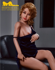 Irontechdoll 150cm Miki Realistic Sex Doll Sexy Love Doll