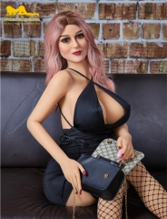 163cm Plus Irontechdoll Lisa Real TPE Love Doll