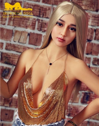 Irontechdoll 163cm Ella  Real Love Sex Doll Full Size Japanese Anime Love Doll