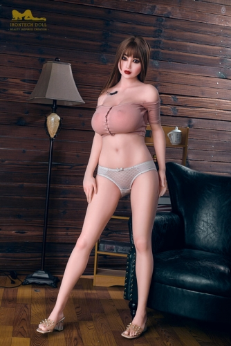 Irontechdoll 163cm Plus Saya Real TPE Sex Doll