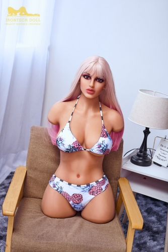 Irontech Torso Anya sex Doll half body Real TPE Love Doll For man