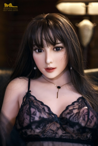 Irontechdoll 163cm Natalie Realistic Love Sex Doll Full Size TPE Japanese Anime Love Doll