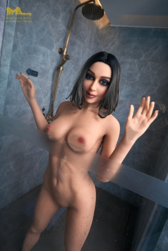 Irontechdoll 168cm Slim Version Christel Tanned Sexy adult Sex Doll For Men Realistic Love Doll