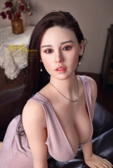 Irontechdoll realistic S2 Silicone head with 161cm TPE body
